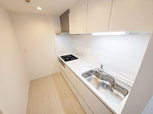 中古マンション-多摩市落合3丁目 新品のシステムキッチンでウキウキの新生活♪