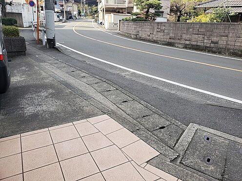 マンション(建物一部)-横浜市神奈川区羽沢町 前面道路
