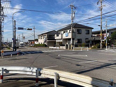 土地-岡崎市竜泉寺町字下北野尻 最寄り駅まで徒歩約12分なので、通勤通学に便利ですね♪