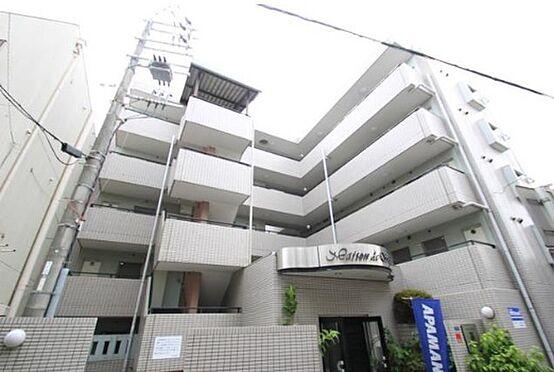 マンション(建物一部)-大阪市西淀川区歌島1丁目 タイル張りのシンプルな外観