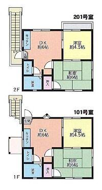 アパート-横浜市保土ケ谷区鎌谷町 外観