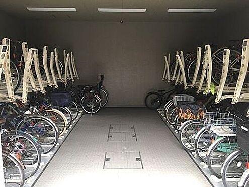 区分マンション-大阪市西成区千本南1丁目 屋根付きの駐輪場あり