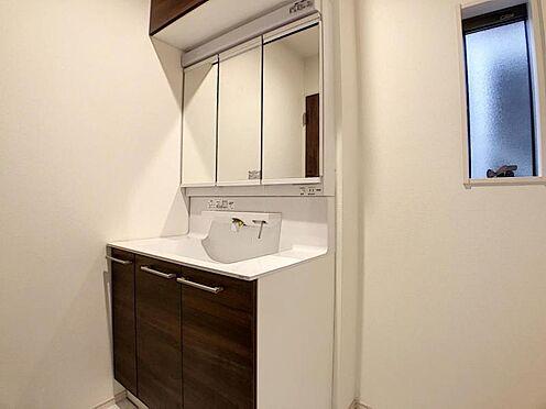 戸建賃貸-名古屋市南区堤起町1丁目 洗面台(こちらは施工事例となります。)