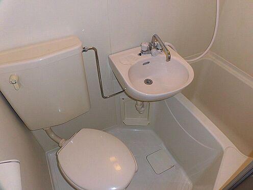 マンション(建物一部)-練馬区立野町 トイレ