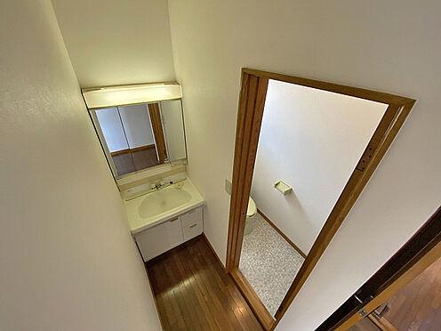 中古一戸建て-神戸市西区月が丘4丁目 洗面
