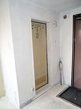中古マンション-八王子市南新町 浴室の入り口