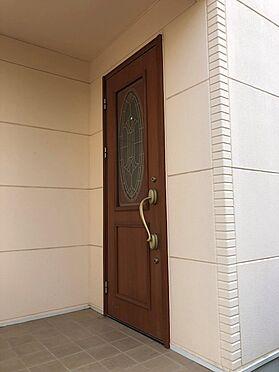 中古一戸建て-鴻巣市ひばり野2丁目 玄関