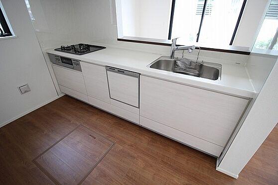 新築一戸建て-練馬区南大泉3丁目 キッチン