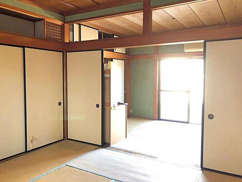 戸建賃貸-知多郡武豊町字山ノ神 1階の和室は8帖と6帖!
