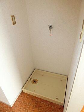 アパート-横須賀市粟田2丁目 室内洗濯機置場あります。