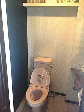 店舗付住宅(建物全部)-和歌山市小雑賀 トイレ
