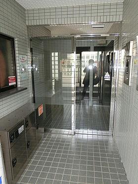 マンション(建物一部)-武蔵野市中町3丁目 オートロック完備しております。