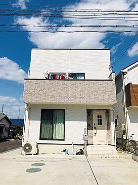 中古一戸建て-安城市和泉町八斗蒔 駐車スペースが広く、3台駐車できます