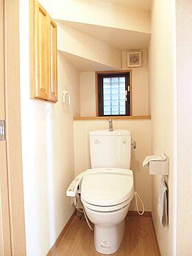 中古一戸建て-町田市小山町 1階トイレ