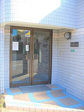 マンション(建物一部)-練馬区羽沢3丁目 エントランス
