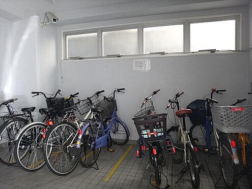 事務所(建物一部)-横浜市中区千歳町 駐輪場