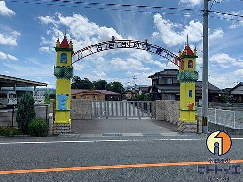 土地-八女市祈祷院 【幼稚園】認定こども園白百合幼稚園まで161m