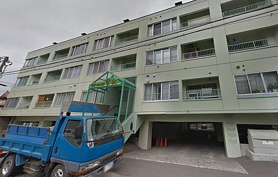 マンション(建物一部)-札幌市西区二十四軒四条7丁目 外観