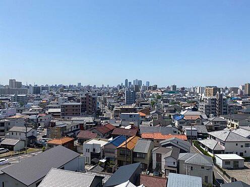区分マンション-名古屋市西区稲生町字杁先 8階部分の為、名古屋市内が一望できます♪