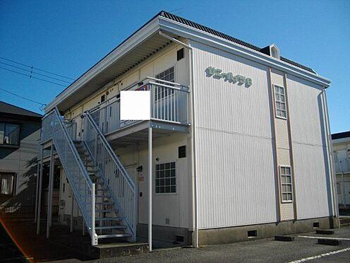 アパート-比企郡吉見町大字下細谷 B棟(北面)