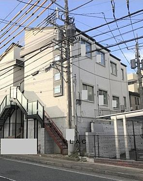 アパート-川崎市多摩区西生田2丁目 外観
