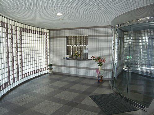 中古マンション-松山市和泉北2丁目 1階入口ホール