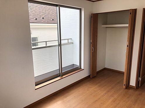 新築一戸建て-みよし市三好町荒池 洋室は約7.5帖、約6帖、約6帖の3部屋ございます。(こちらは施工事例です)