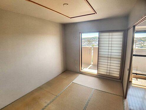 中古マンション-名古屋市天白区島田1丁目 日当たり良好の和室はお子様のお昼寝スペースとしても大活躍です!