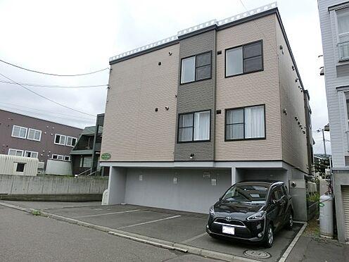アパート-札幌市手稲区富丘一条6丁目 外観