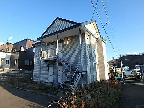 アパート-札幌市南区南沢三条4丁目 外観