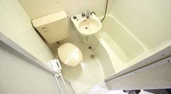 アパート-我孫子市我孫子3丁目 ハイムプリマヴェーラ 収益アパート 事業用一括のトイレです
