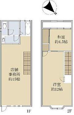 店舗・事務所・その他-堺市中区新家町 間取り