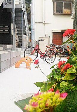アパート-横浜市磯子区上町 共用部分