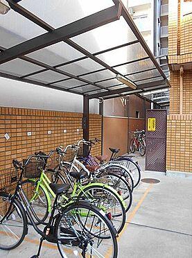 区分マンション-大阪市大正区三軒家東1丁目 駐輪スペース完備