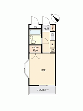 マンション(建物一部)-川崎市麻生区高石4丁目 間取り