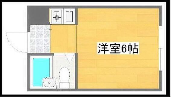 マンション(建物全部)-大阪市住之江区南加賀屋4丁目 間取り