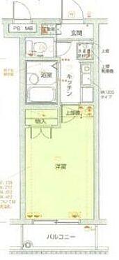 マンション(建物一部)-大田区西馬込1丁目 間取り