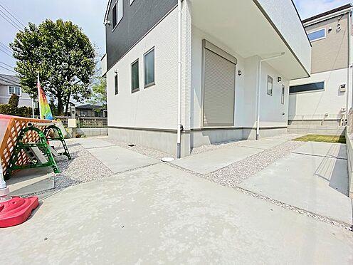 新築一戸建て-日野市西平山2丁目 カースペース