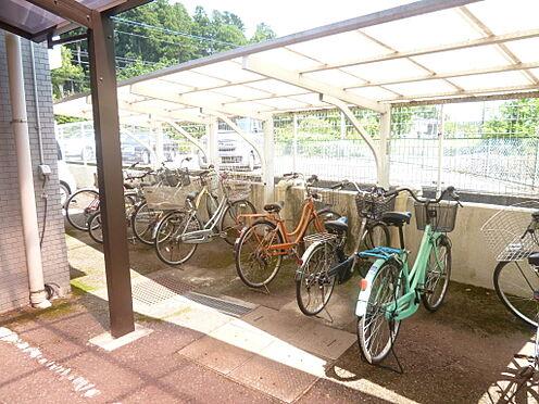 マンション(建物一部)-八王子市長房町 自転車置き場