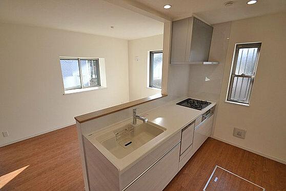 新築一戸建て-立川市幸町6丁目 キッチン