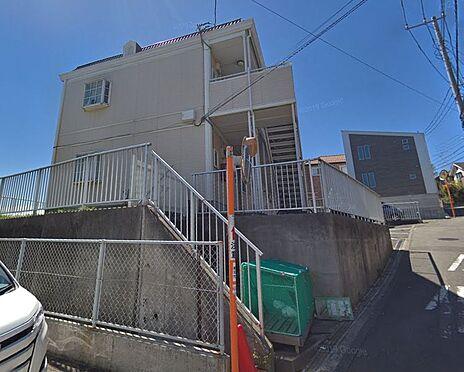アパート-横浜市鶴見区馬場3丁目 間取り