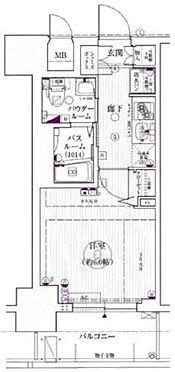 マンション(建物一部)-大阪市浪速区桜川2丁目 使い勝手の良いアメリカンセパレートタイプ