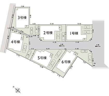 戸建賃貸-名古屋市名東区平和が丘1丁目 ☆バス停徒歩約4分!