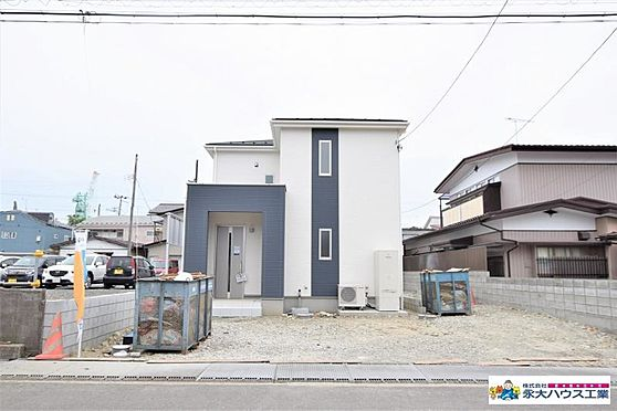 新築一戸建て-塩竈市藤倉3丁目 外観