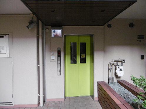 マンション(建物一部)-神戸市東灘区御影石町1丁目 防犯カメラ付きのエレベーター