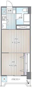 マンション(建物一部)-足立区大谷田3丁目 間取り