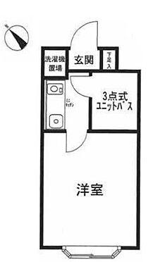 マンション(建物一部)-横浜市中区初音町1丁目 間取り