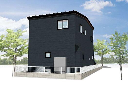 新築一戸建て-刈谷市築地町5丁目 暑さ・寒さに悩まされない、健やかで快適な住まいへ。夏涼しく、冬暖かい高気密高断熱の家。