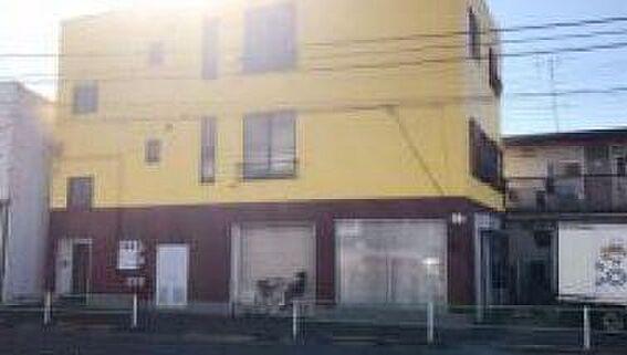 店舗付住宅(建物全部)-昭島市武蔵野3丁目 外観