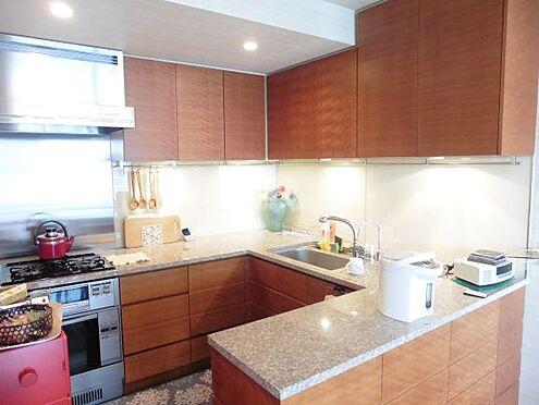 中古マンション-港区港南3丁目 キッチン写真 家具・小物類は販売価格に含まれません